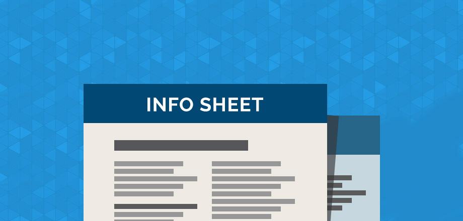 Infosheet