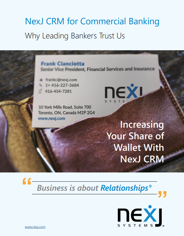 CRM for Commercial Banking